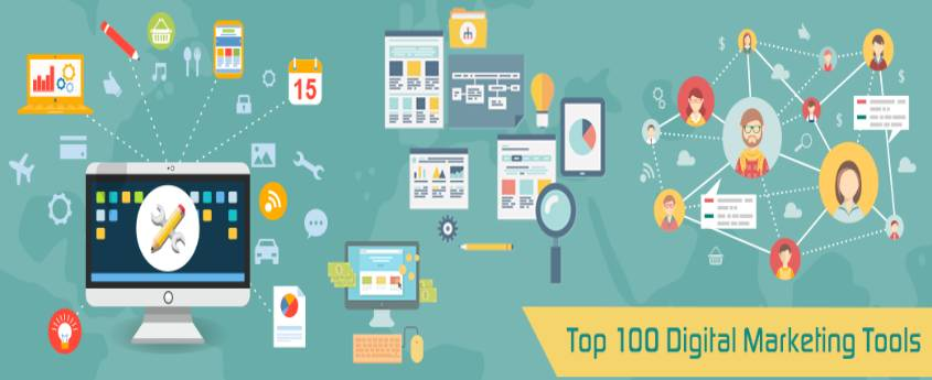 100+ Must Have Digital Marketing Tools For Startups