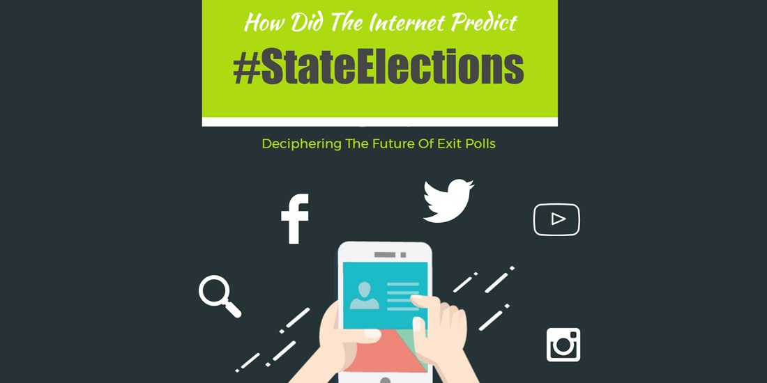 How did the Internet predict #StateElections: Deciphering the future of exit polls in India