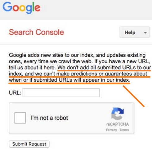 SEO campaign without submitting your website to Google
