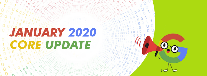 Wake-up Call for Webmasters: Google's First Algorithm Update of 2020